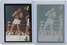 1/1 MUHAMMAD ALI 1992 Classic Printing Press Plate Olympics 1960 Gold Medal