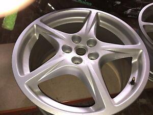 ferrari 612 Scaglietti Rear alloy wheel 10jx19