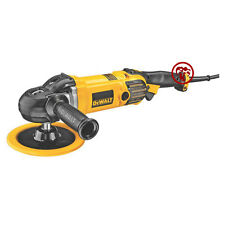 "Dewalt DWP849X 7""/9"" Electronic Polisher with Soft Start"