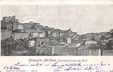 5249) CAMPIGLIA MARITTIMA (LIVORNO) PANORAMA PRESO DA NOTO.