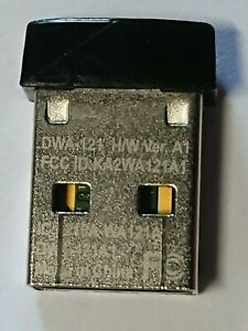 DLink DWA-121 150Mbps USB 2.0 WiFi Adapter