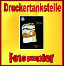 Original HP Superior Glossy Photopaper Fotopapier 20 Blatt A4 180 g  NEU