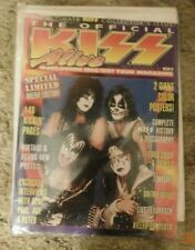 Official Kiss magazine