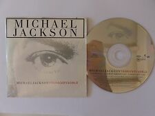 CD single MICHAEL JACKSON You rock my world 671765 1 Avec sticker sur cellophane