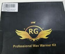 RG Professional Wax Warmer Kit