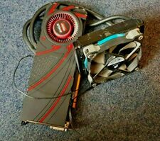 AMD RADEON R9 290x With 4gb RAM GAMING GRAPHICS with Corsair Water Cooling Incl