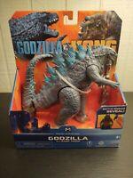 """GODZILLA VS KONG Godzilla Radio Tower 6"""" Figure BATTLE DAMAGE REVEAL"""