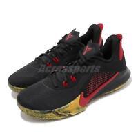 Nike Mamba Fury EP Bruce Lee Black Red Kobe Bryant Basketball Shoes CK2088-002