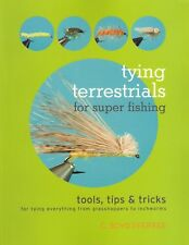 PFEIFFER FLYTYING & FISHING BOOK TYING TERRESTRIALS TIPS AND TRICKS pbk BARGAIN