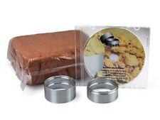 Delft Clay Casting Kit - Inc. genuine delft clay, interlocking flask & howto DVD