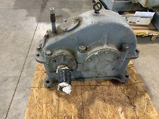 Rebuilt Link Belt Gear Reducer 9911 Ratio Speed Herringbone Gear Drive S 120