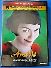 Amelie 2-Disc Special Edition Digital Ultraviolet Widescreen Dvd+Digital 2002