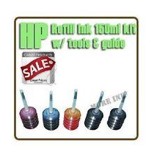 HP 21 22 27 28 56 57 702 703 54 900 901 cartouches d'encre Kit de recharge 150ml