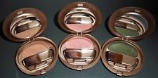 LANCASTER LIGHT ENHANCING EYESHADOW MIRRORED COMPACT WITH BRUSH x 3 L25 L29 L31