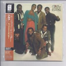 SILK Midnight Dancer JAPAN mini lp cd papersleeve cd EICP 1382 Philly Soul NEW