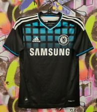 CHELSEA FC Football Shirt Soccer Jersey Adidas 2011 Youth size L / Mens size XS