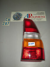 FANALE POSTERIORE (REAR LAMPS) DX FORD ESCORT/ORION SW 90>99 GECAR