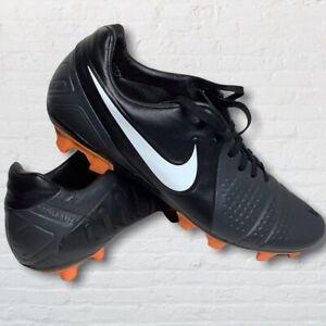 Nike CTR 360 Kanga Lite Vintage Moulded Football Boots Orange / Black UK Size 10