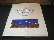 SNCF/ Charles AGNIEL: les laboureurs de la nuit