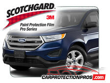 2018 Ford Edge 3M Scotchgard PRO SERIES Clear Bra Paint Protection Standard Kit