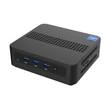 Mini PC Intel Celeron N4120 8GB DDR4 128GB SSD Windows 10 #T-110