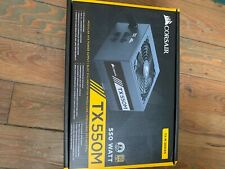 Corsair Power Supply (PSU) TX550M (550w): Open Box, Semi-Modular