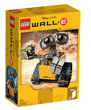Brand New! LEGO 21303 Gift Ideas Wall-E Disney Pixar Sealed Box