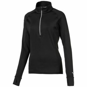 Puma Womens Rotation Golf 1/4 Zip Pullover 577943 - New 2021