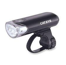 Cateye HL-EL135 Bike Bicycle Cycling White LED Safety Front / Head Light - Black
