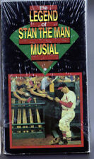 the legend of Stan Musial And Greatest Sports legends Stan Musial vhs tapes rare