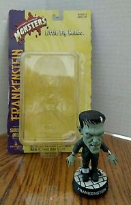 Frankenstein Little Big Head Universal Monsters/Series 1 /Loose w Package/1998