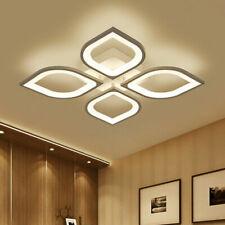 Ceiling Light LED Chandelier Modern Fush Mount Fixture for Living Room Bedroom