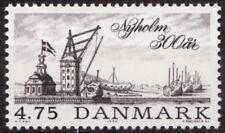 Denmark 1990 Mi 976 Nyholm 300th anniversary; Harbour MNH