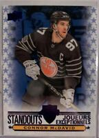 2020-21 Upper Deck Tim Hortons NHL Hockey - All-Star Standouts Connor McDavid