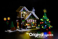 LED Lighting Kit for LEGO ® Winter Village Toy Shop 10199
