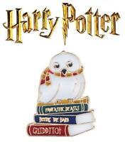 Harry Potter Hedwig Owl Enamel Pin Badge