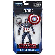 Marvel Legends - CAPTAIN AMERICA Action Figure - CIVIL WAR WAVE 2