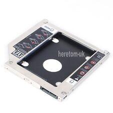 Apple MacBook Pro A1278 A1286 A1297 2nd 9.5mm SATA HDD SSD Caddy Adapter Bay A01