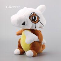 "Cubone Plush Soft Toy Stuffed Animal Teddy Doll 12"" Figure Kids Xmas Gift"