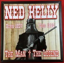 Light Box Ned Kelly