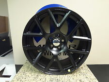 Sema Challenger Charger 300 Lightweight Carbon Black Finish Wheels 20 X 9 Each