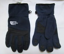 THE NORTH FACE Men's Fleece Gloves with rubber grips, size L