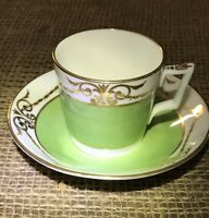 Royal Crown Derby Teacup & Saucer - Very Rare Small Size