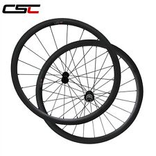 Only 1130g Ultra Light carbon wheels 38mm tubular carbon bike road wheelset