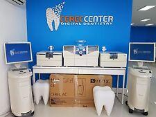 CEREC Blue CAM + fresadora Rotationsmaschinen-Sirona CAD CAM-Cerec en español-Sirona