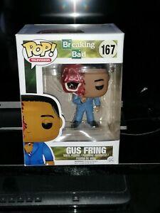 Breaking Bad Gus Fring (Dead) 167 Funko POP! *VAULTED*