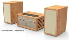 iFI AUDIO RETRO STEREO 50 SYSTEM | AMPLIFIER | SPEAKERS | DAC | PHONO STAGE