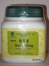 Rou Cong Rong (Cistanche, Broomrape stem) 100 gram concentrated granules, E-Fong