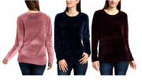 NEW!! Orvis Women's Chenille Crewneck Pullover Sweater Variety