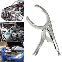 Locking Grip Oil Filter Remover Wrench Vise Holding Gripping Pliers